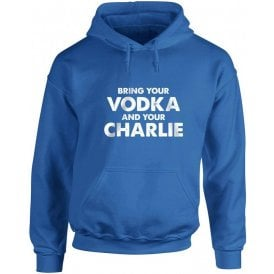 Vodka & Charlie - Jamie Vardy (Leicester City) Hooded Sweatshirt