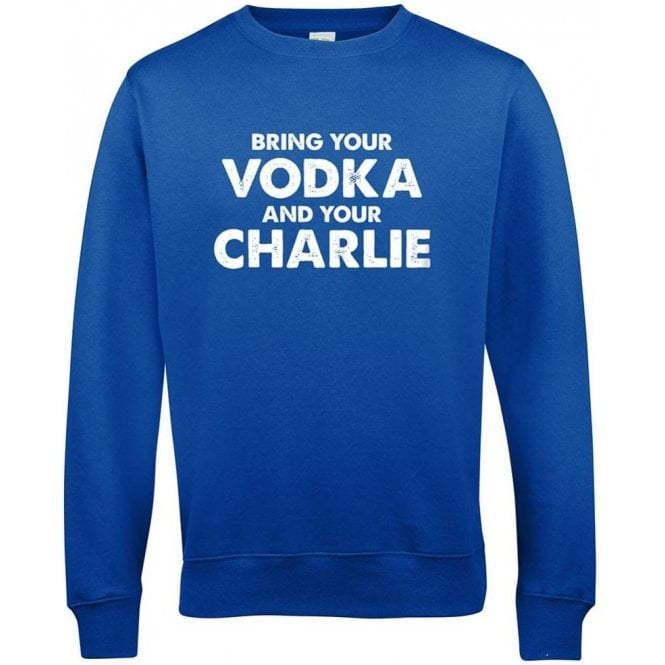 Vodka & Charlie - Jamie Vardy (Leicester City) Sweatshirt