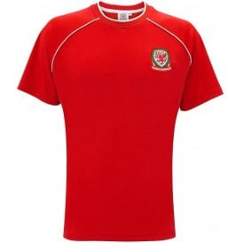 Wales Adults Performance T-Shirt