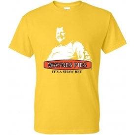 Wayne's Pies (Sutton United) Kids T-Shirt