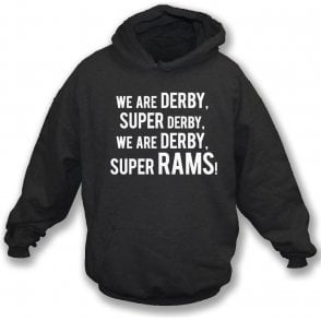 We Are Derby Hooded Sweatshirt (Derby County)