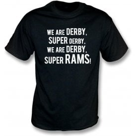 We Are Derby Kids T-Shirt (Derby County)