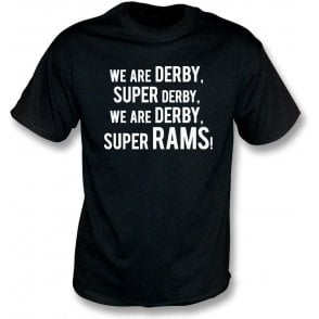We Are Derby T-Shirt (Derby County)