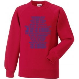 We Are The Aldershot Sweatshirt