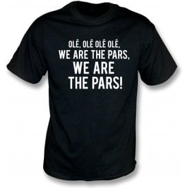 We Are The Pars (Dunfermline) Kids T-Shirt