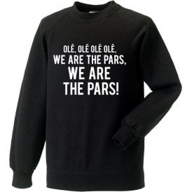 We Are The Pars (Dunfermline) Sweatshirt