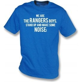 We Are The Rangers Boys Kids T-Shirt (Queens Park Rangers)