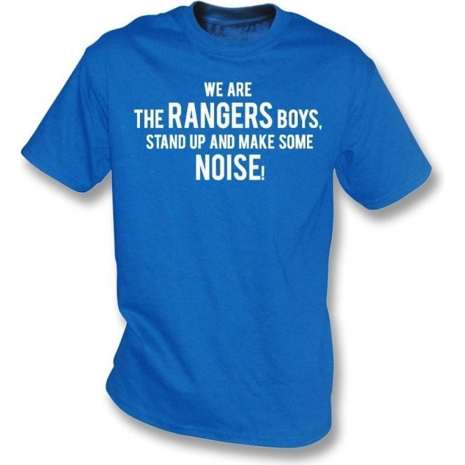 We Are The Rangers Boys T-Shirt (Queens Park Rangers)