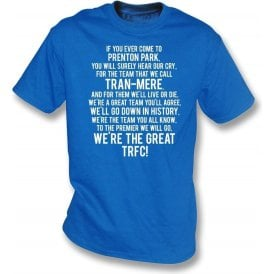 We're The Great TRFC (Tranmere Rovers) Kids T-Shirt