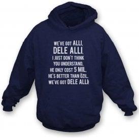 We've Got Dele Alli Kids Hooded Sweatshirt (Tottenham Hotspur)
