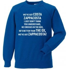 We've Got Zappacosta (Chelsea) Sweatshirt