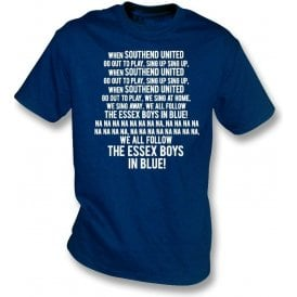 When Southend United Go Out To Play T-Shirt