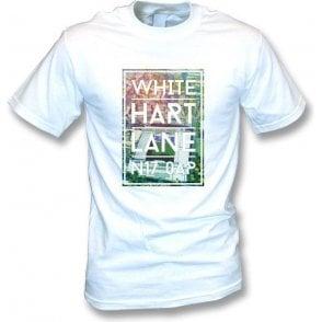 White Hart Lane N17 0AP (Tottenham Hotspur) T-shirt