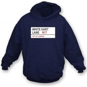 White Hart Lane N17 Hooded Sweatshirt (Spurs)