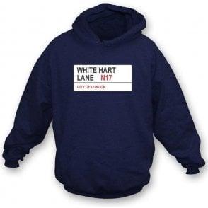 White Hart Lane N17 Hooded Sweatshirt (Spurs)