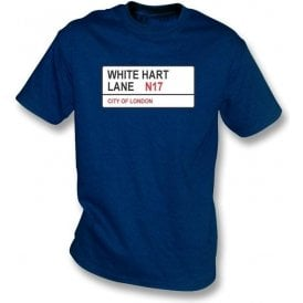White Hart Lane N17 T-Shirt (Spurs)