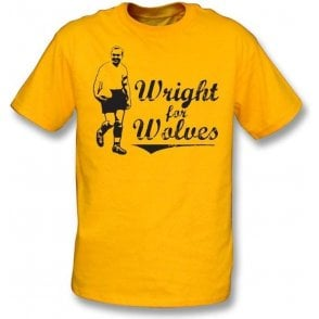 Wright for Wolves t-shirt