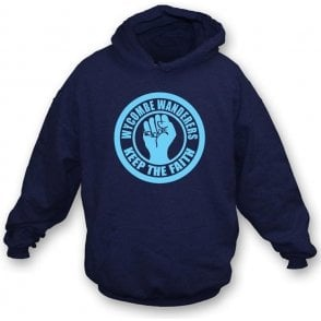 Wycombe Keep the Faith Hooded Sweatshirt