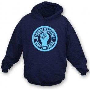 Wycombe Keep the Faith Hooded Sweatshirt