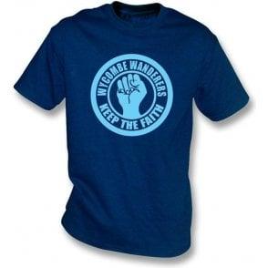 Wycombe Keep the Faith T-shirt