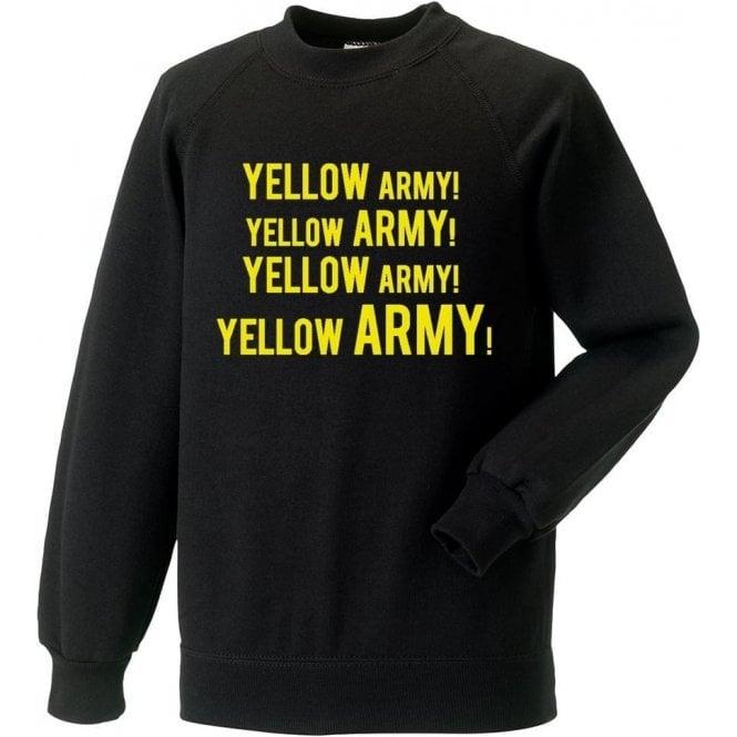 Yellow Army! Sweatshirt (Burton Albion)
