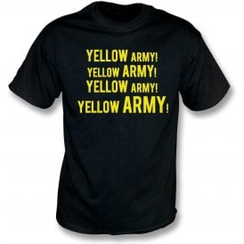Yellow Army! T-Shirt (Burton Albion)