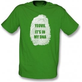 Yeovil - It's In My DNA T-Shirt
