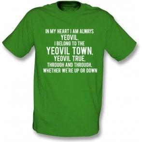 Yeovil True Kids T-Shirt