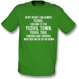 Yeovil True T-Shirt