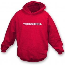 Yorkshire (Barnsley) Kids Hooded Sweatshirt