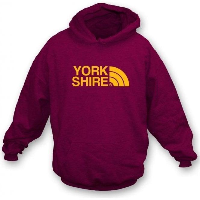 Yorkshire (Bradford City) Hooded Sweatshirt