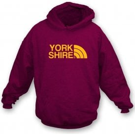 Yorkshire (Bradford City) Kids Hooded Swetashirt