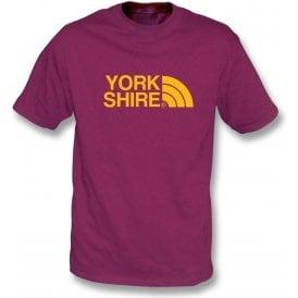 Yorkshire (Bradford City) Kids T-Shirt