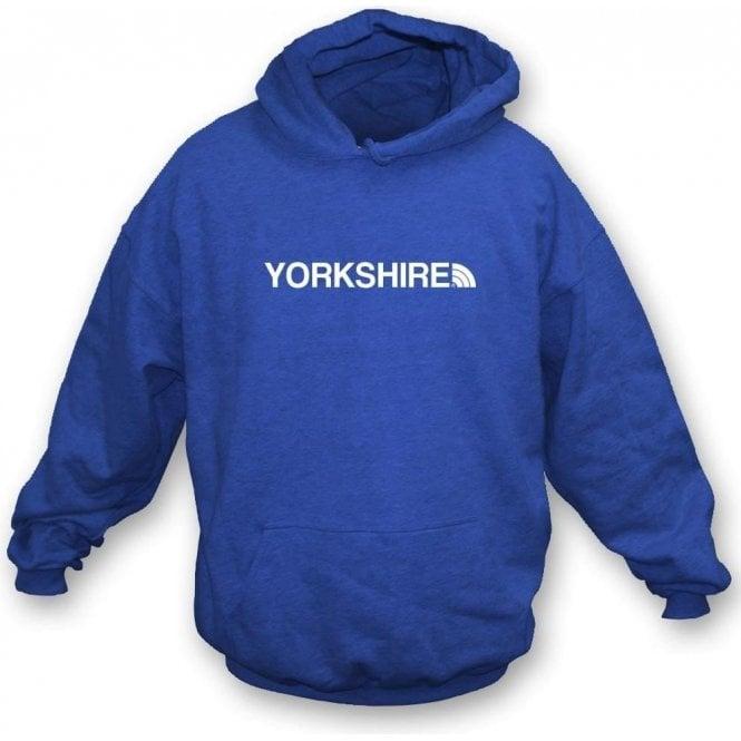 Yorkshire (Huddersfield) Hooded Sweatshirt