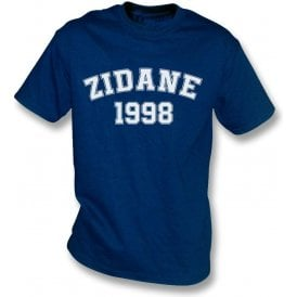 Zidane (France) Kids T-Shirt