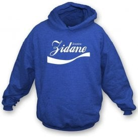 Zinedine Zidane (France) Enjoy-Style Hooded Sweatshirt