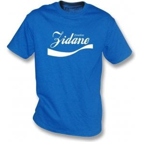 Zinedine Zidane (France) Enjoy-Style T-shirt